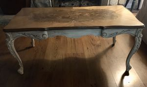 French farmhouse coffee table for Sale in Glendora, CA