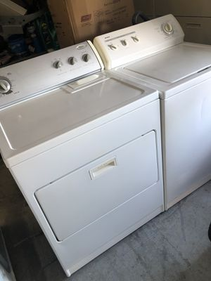 Washer and dryer w deliver for Sale in Mt. Juliet, TN