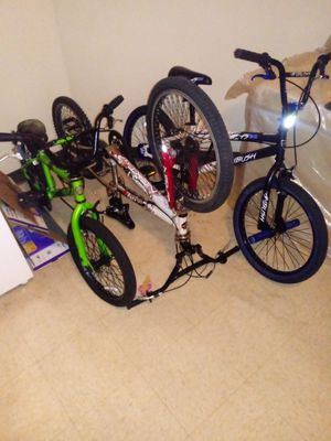 3 bmx bikes for Sale in Pittsburgh, PA