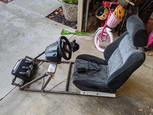 Logitech G920 setup for Sale in Belmont, CA