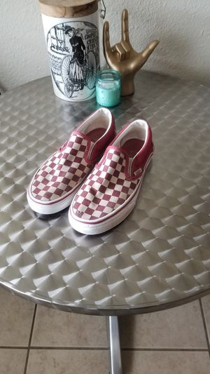 Vans Checkered Slip On for Sale in Escondido, CA
