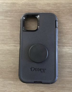iPhone 11 otter box + pop defender series case for Sale in Glendale, CA