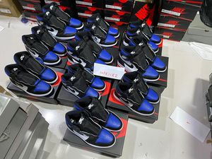 🔥 JORDAN HIGH ROYAL TOE VARIETY OF SIZES🔥 for Sale in Miami, FL