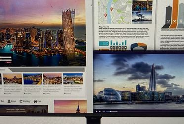 In Box LG 43'' Class 4K UHD IPS LED Monitor 43UD79-B for Sale in San Diego,  CA