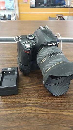 Nikon ex sigma with extended battery for Sale in Bradenton, FL