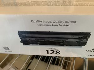 Canon 128 Toner Cartridge Black for Sale in Chula Vista, CA