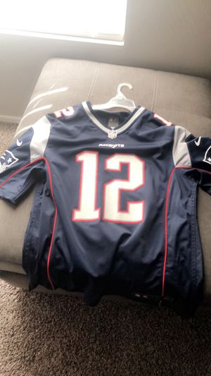 Tom Brady Patriots Jersey for Sale in Avondale, AZ
