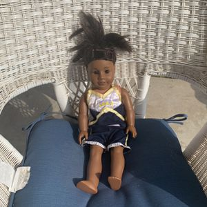 American Girl Doll Cheerleader for Sale in Anaheim, CA