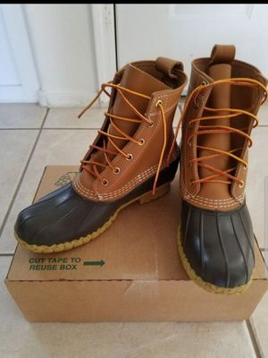 LL Bean Original Duck Boots - BRAND NEW for Sale in Phoenix, AZ