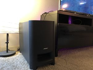 BOSE CineMate 15 Home Theater Speaker for Sale in Fresno, CA