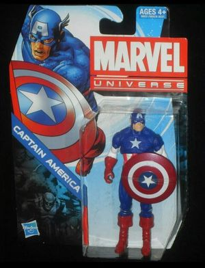 Marvel Universe CAPTAIN AMERICA Action Figure Avengers Legends for Sale in San Diego, CA