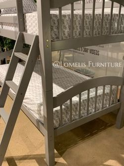 TWIN:TWIN size Bunkbeds W Mattresses INCLUDED for Sale in Downey,  CA