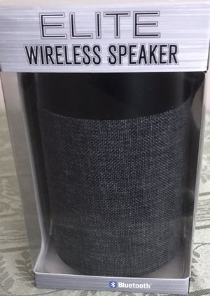 BLUETOOTH WIRELESS SPEAKER As loud and Google home or Alexa for Sale in McDonough, GA