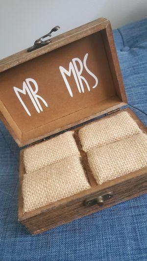 Wedding Ring Box for Sale in Warren, MI