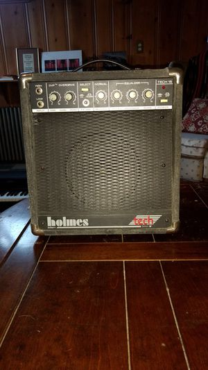 Holmes Tech 15 Amplifier for Sale in Damascus, MD