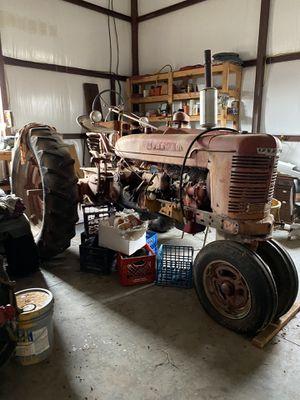 Super H farmall tractor for Sale in Lawton, OK
