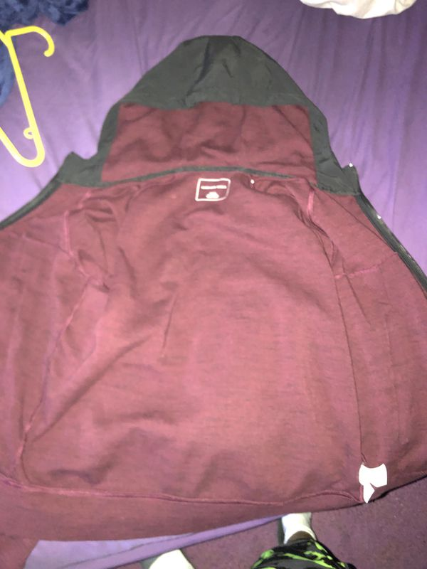 American Eagle Red Jacket