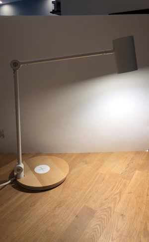 IKEA Riggad LED Work Lamp w/ Wireless Charging for Sale in Chicago, IL