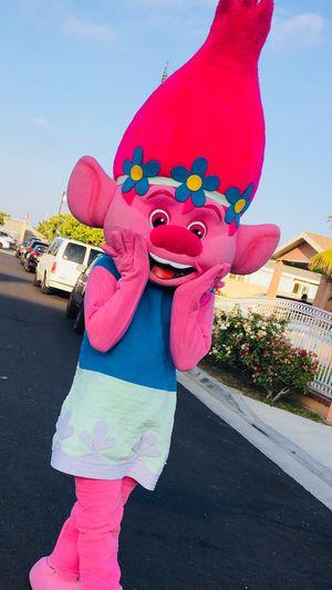 Poppy troll costume for Sale in Anaheim, CA