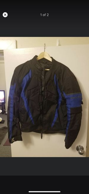 Motorcycle jacket and gloves size M for Sale in Brockton, MA