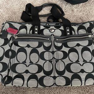 Coach Diaper Bag for Sale in Humble, TX