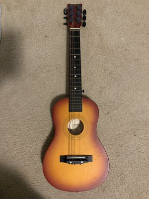 Mini Guitar (Missing a String) for Sale in Charlotte, NC