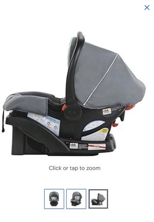 Graco-SnugRide Click Connect 30 Infant Car Seat and Base for Sale in King of Prussia, PA
