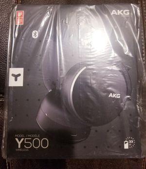 AKG Harman Kardon wireless headphones model Y500 for Sale in Lexington, KY