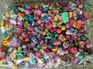 Ultimate lot of Shopkins, Cutie Cars and Petkins for Sale in Portland, OR