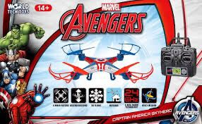 Marvel Avengers Captain America Drone for Sale in Fort Worth, TX