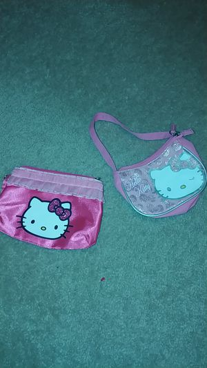 2 pink hello kitty girls purse for Sale in Tucson, AZ