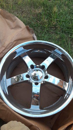 Boss 333 22 Chrome Wheel for Sale in Little Elm, TX