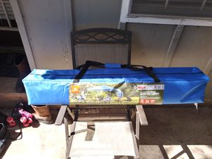 Blue Canopy (New Never Used) for Sale in San Antonio, TX