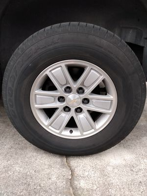 17 in Chevy wheels for Sale in Orlando, FL