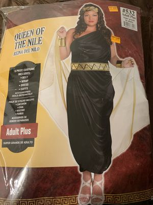 Adult plus 18-20 queen of the Nile for Sale in Anaheim, CA