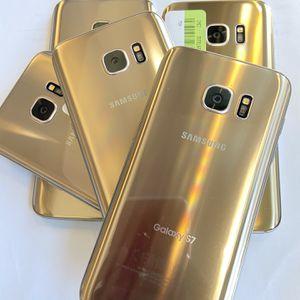 Samsung Galaxy S7 32gb Unlocked Each Phone $120 for Sale in Everett, MA