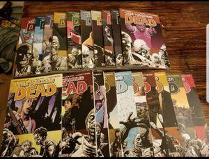 Walking Dead Comics for Sale in Spring, TX