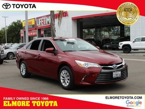 2017 Toyota Camry Hybrid for Sale in Westminster, CA