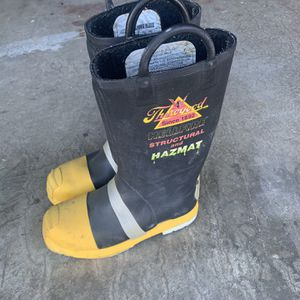 Firefighter Turnout Boots for Sale in Ontario, CA