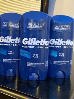 Gillette Deodorant Cool Breeze $4 Each for Sale in Los Angeles,  CA