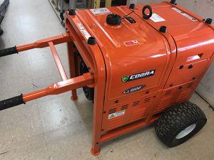 Cobra Generator Model ES-9500AH-127 240 Volt for Sale in Austin, TX