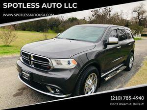 2015 Dodge Durango for Sale in San Antonio, TX