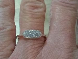 .925 Sterling silver ring for Sale in Woodburn, OR