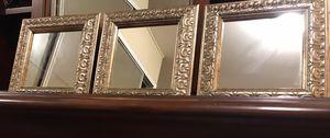 """Wall decorative mirrors 7x7"""" for Sale in Burr Ridge, IL"""