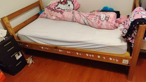 Twin bunk bed set with mattresses *possible sheets/pillow cases/pillows too* for Sale in Riviera Beach, FL