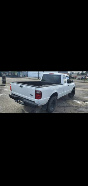 2002 Ford ranger v6 4x4 auto low miles for Sale in Portland, OR