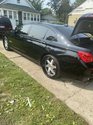 2013 bmw 750Li for Sale in Dearborn, MI
