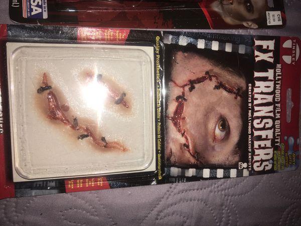 Scar + vampire blood
