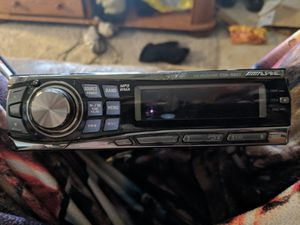 Alpine stereo system for Sale in Austin, TX