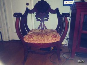 """Antique chair """"real cool"""" for Sale in Oakland, CA"""